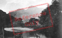 General View c.1920, Langdale Pikes