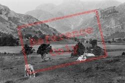 Langdale 1888, Langdale Pikes