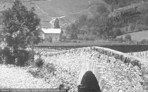 Photo of Langdale Pikes, The Hotel 1892