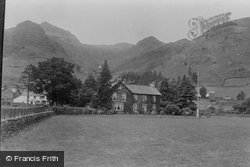 The Vale 1929, Langdale Pikes