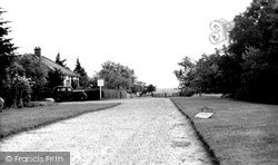 Langdon Hills, Entrance And Keepers Cottage c.1950