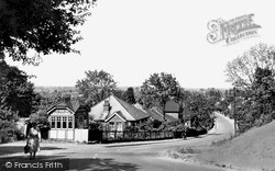 Langdon Hills, The High Road c.1950