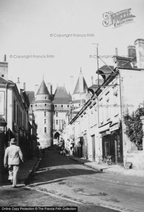 Photo of Langeais, Chateau De Langeais 1935