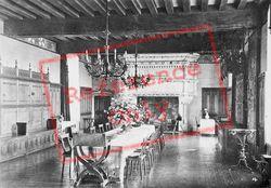 Chateau De Banquet Hall c.1935, Langeais