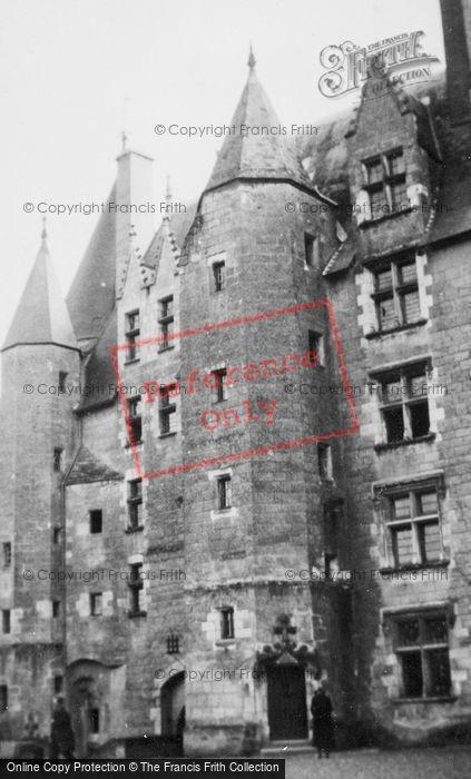 Photo of Langeais, Chateau De Langeais c.1935