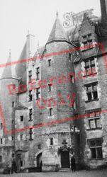 Chateau De Langeais c.1935, Langeais