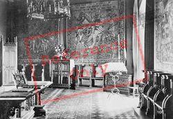 Chateau De Le Grand Salon c.1935, Langeais