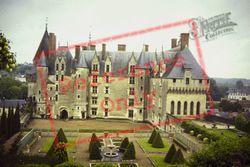 Chateau De Rear View 1984, Langeais