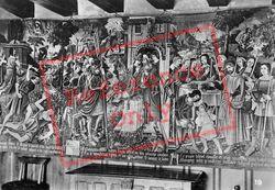 Chateau De Tapestry c.1935, Langeais