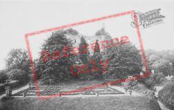 Chateau De The Old Keep c.1935, Langeais