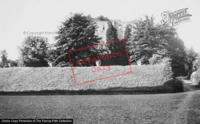 Photo of Langeais, Chateau De Langeais, The Old Keep c.1935