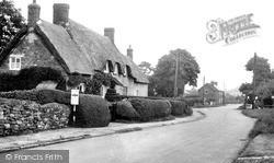 Langham, Cold Overton Road c.1950