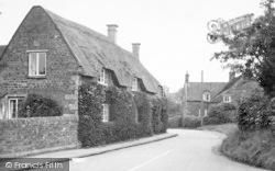 Langham, Middle Street c.1950