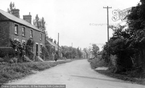 Photo of Langham, Well Street c.1950