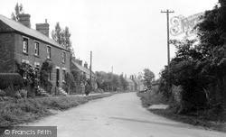 Langham, Well Street c.1950