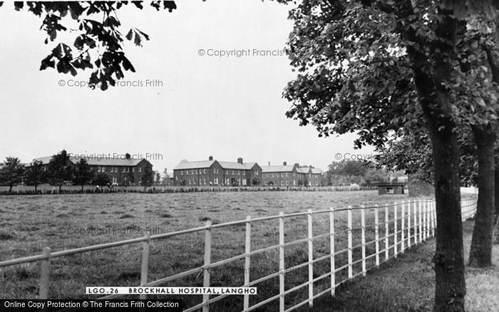 Photo of Langho, Brockhall Hospital c.1965