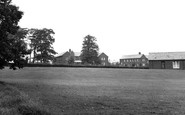 Langho, Brockhall Hospital c1965