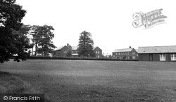 Brockhall Hospital c.1965, Langho
