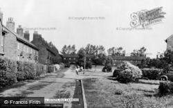 Larkhill Estate c.1955, Langho