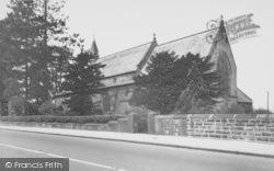 St Leonard's Church c.1955, Langho