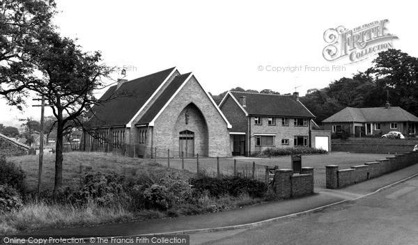 Photo of Langho, St Mary's Church c.1965