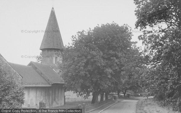 Photo of Langho, The Roman Catholic Church c.1955