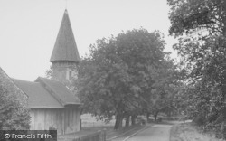 The Roman Catholic Church c.1955, Langho