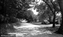 York Lane c.1955, Langho