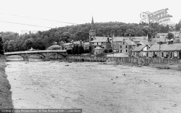 Photo of Langholm, c.1955