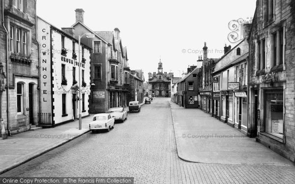 Photo of Langholm, High Street c.1960