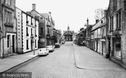 High Street c.1960, Langholm