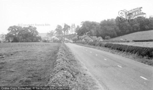 Photo of Langholm, Hollows Village c.1960