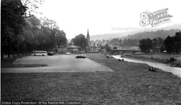 Photo of Langholm, Kiln Green c.1960