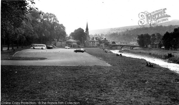 Photo of Langholm, Kiln Park c.1960