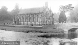 Old Parish Church c.1955, Langholm