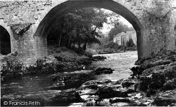River Esk c.1955, Langholm