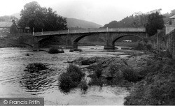 The Bridge c.1955, Langholm