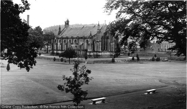 Photo of Langholm, The Church c.1960
