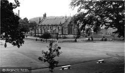 The Church c.1960, Langholm