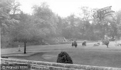 The Park c.1960, Langholm