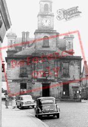Town Hall c.1955, Langholm