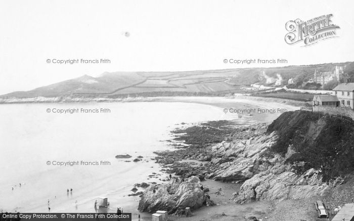Photo of Langland, Bay 1893