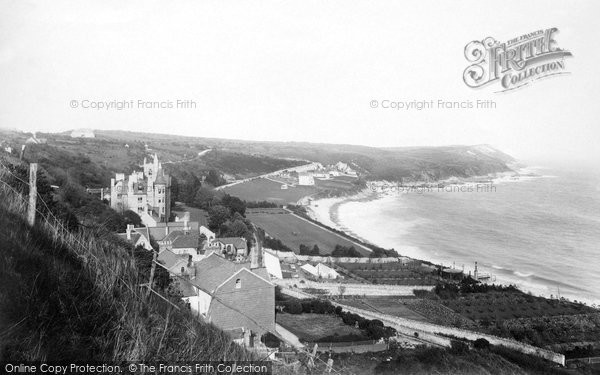 Photo of Langland, Bay 1898