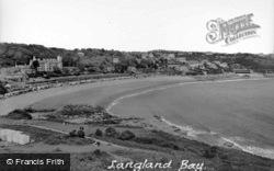 Bay c.1935, Langland