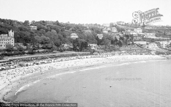Photo of Langland, Bay c.1955