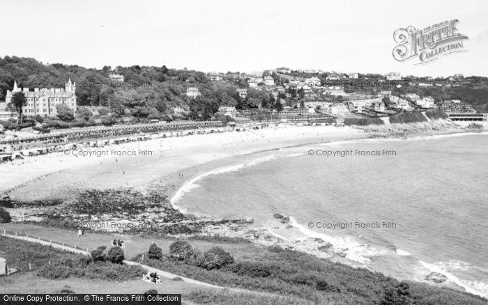 Photo of Langland, Bay c.1965