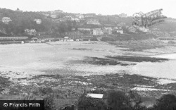 Langland, Bay, Newton c.1955