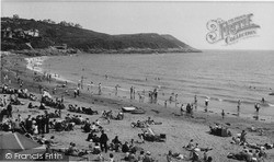Bay, The Beach c.1955, Langland