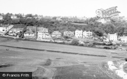 Langland, Bay, The Golf Course c.1955
