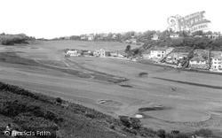 Bay, The Golf Course c.1955, Langland